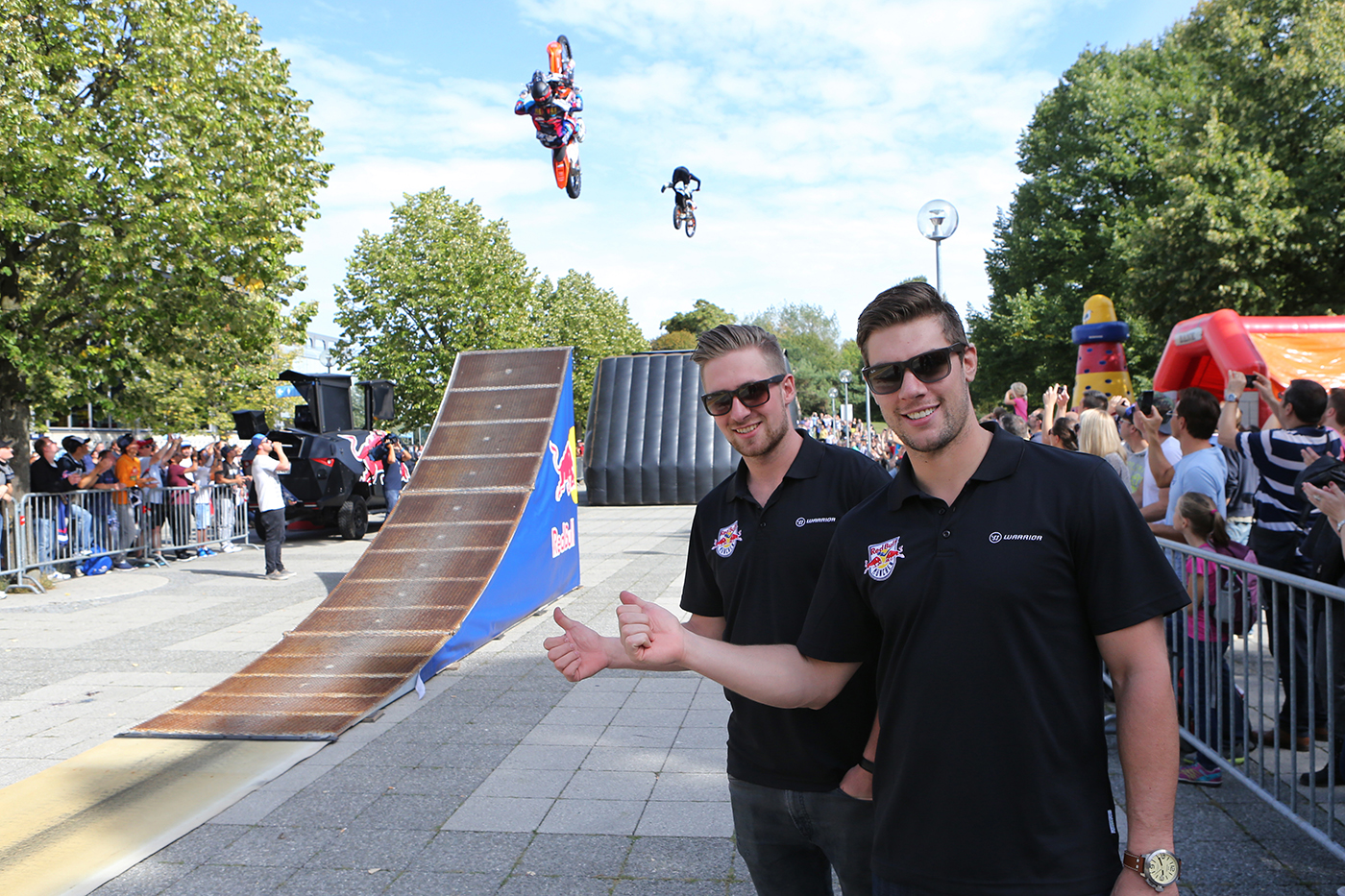 Read more about the article 13.09.2015 Freestyle Motocross Show Münchner Olympiapark
