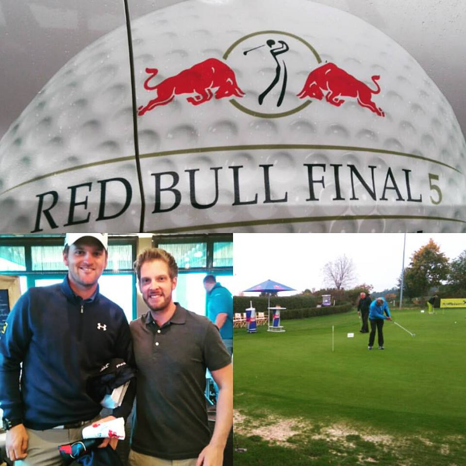 10.10.2015 Red Bull Final 5 Golfturnier Bad Tatzmannsdorf