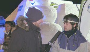 27.01.2017 Whitestyle und Scott Snow Downhill Leogang