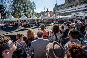 02.04.2017 Argus Bikefestival und MOD Pumptrackcontest am Wiener Rathausplatz