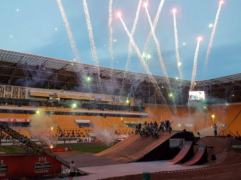 08.07.2017 Kings of Xtreme @ DDV Stadion Dresden