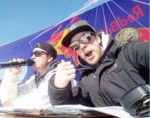 2.-3. Februar 2018 Europacup und Deutsche Meisterschaft Big Air Freeski und Snowboard Götschen Deutschland