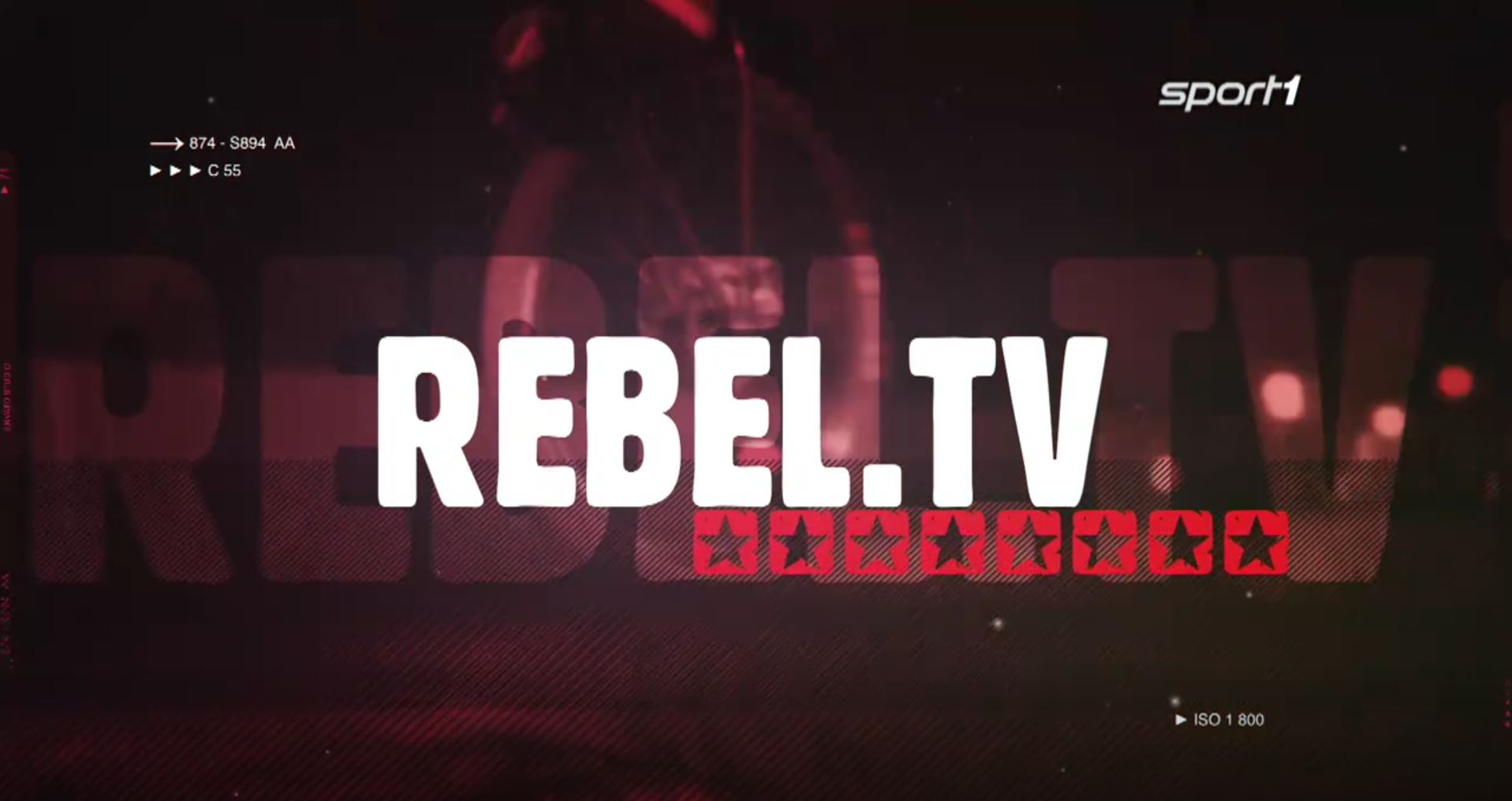 12. Oktober 2018 Rebel TV Episode 6 auf Sport 1