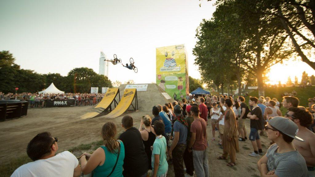 Sport Event, Sportveranstaltung Wien, Event Wien, Donauinselfest, Bikeshows