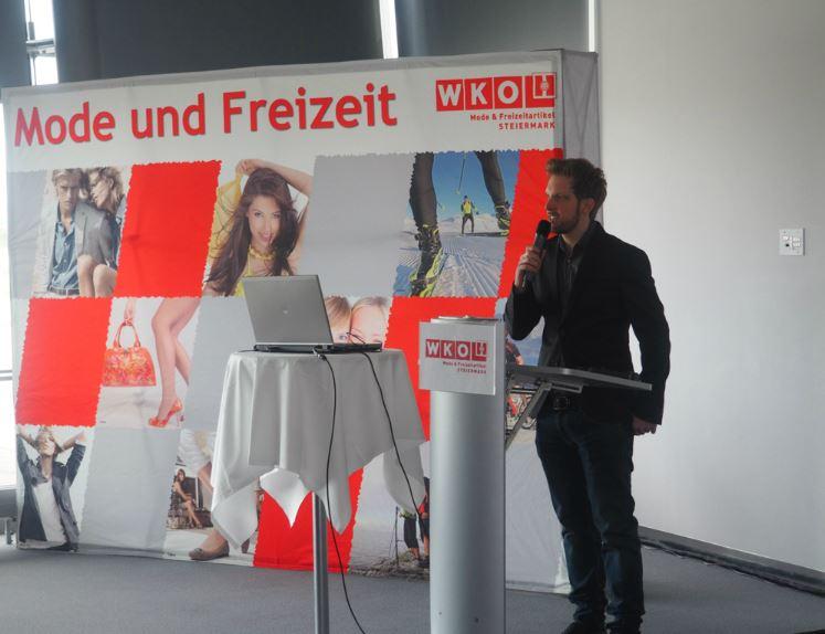 Eventmoderator, Moderation, Eventmoderation, Moderator Wien, Moderator Österreich, Moderator buchen, WKO, UNternehmertag, Wirtschaftskammer, Graz