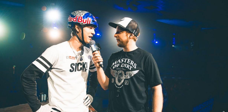 15.-17. März 2019 Masters of Dirt Total Freestyle Wiener Stadthalle
