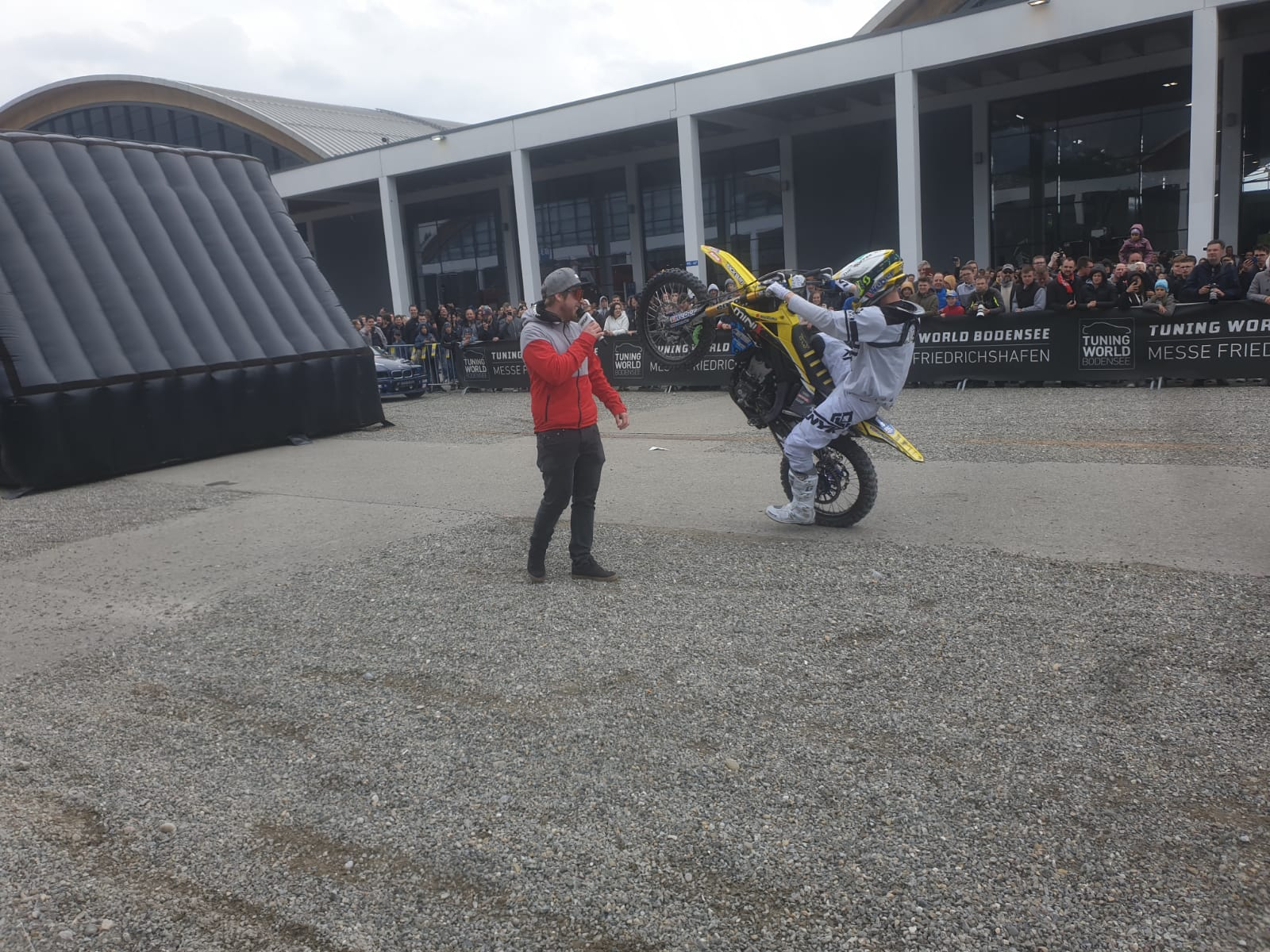 3. – 5. Mai 2019 Tuning World Bodensee FMX Shows