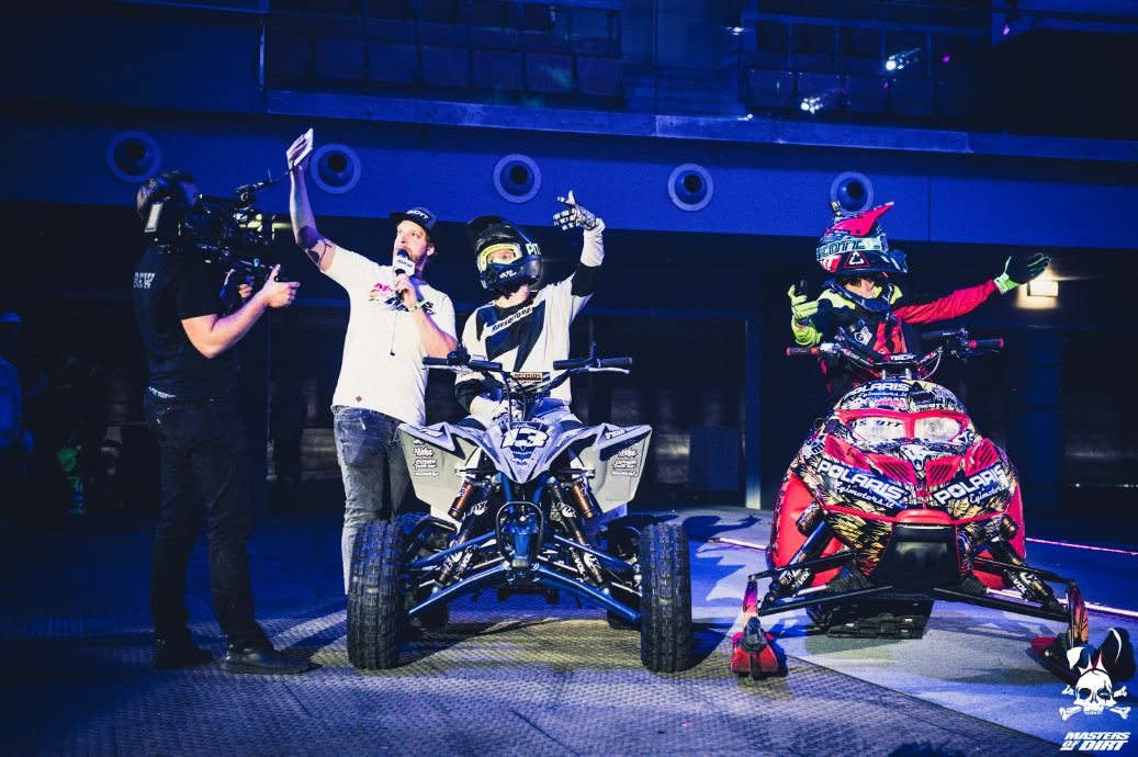 27. April 2019 Masters of Dirt Total Freestyle Olympiazentrum Innsbruck