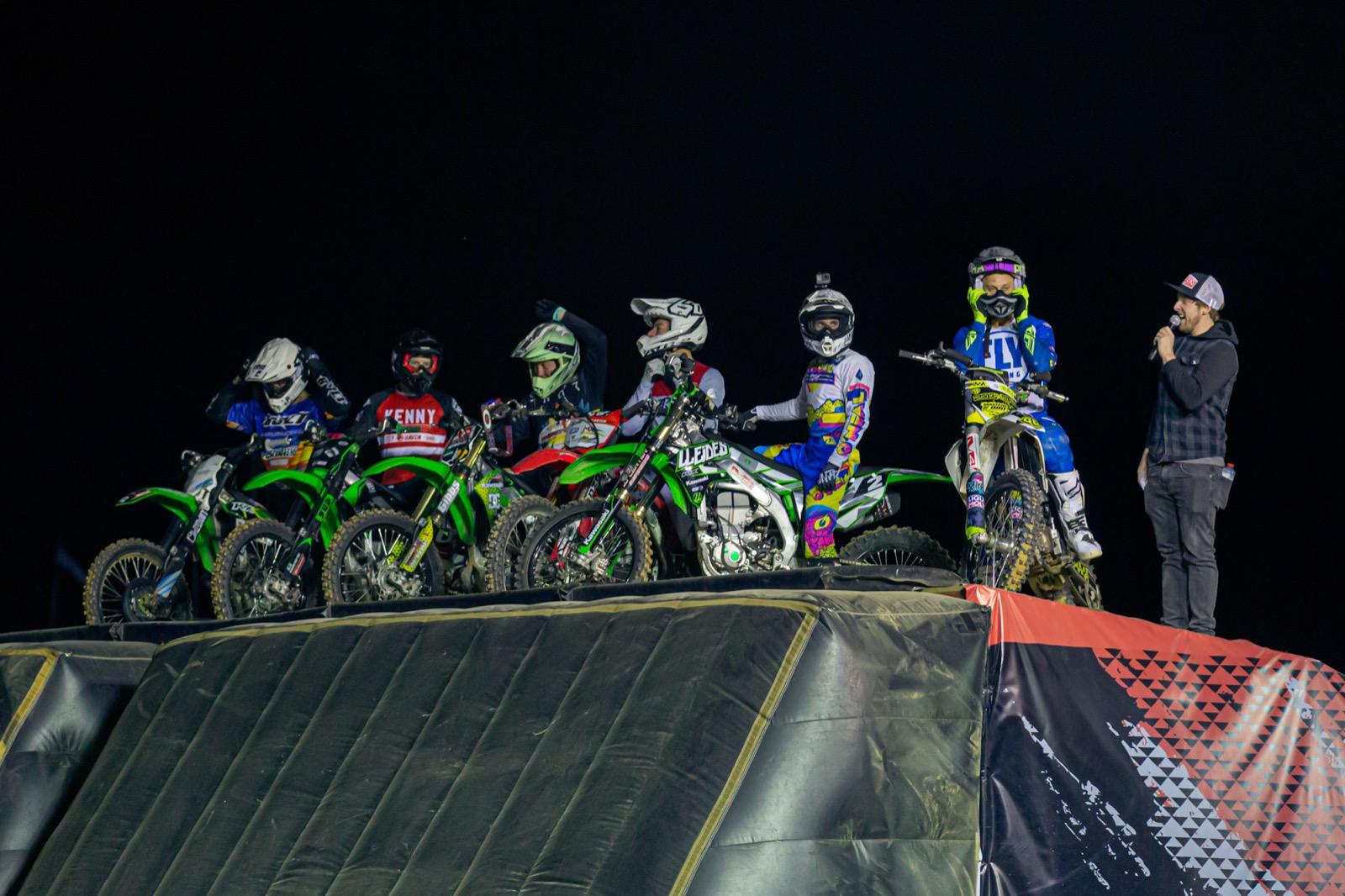 18. Dezember 2019 – 3. Januar 2020 Extreme Sports Festival Abu Dhabi Vereinigte Arabische Emirate