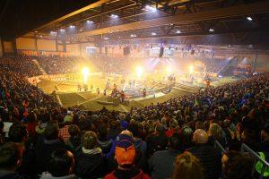 4. Januar 2020 FIM Super Enduro  Sachsen Arena Riesa Deutschland